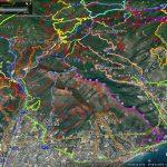 Trekking Liguria (SV): MAPPE TREKKING E MONTAIN BIKE. I NOSTRI PERCORSI.