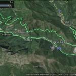 """Percorso MTB (SV) """"La mezza-costa della Val Pennavaire"""""""